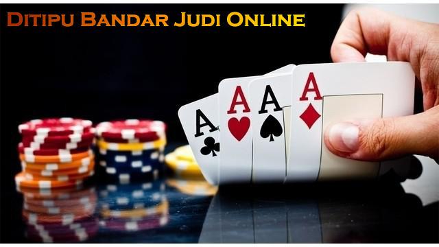 Ditipu Bandar Judi Online