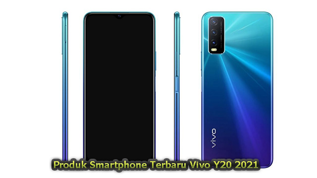 Produk Smartphone Terbaru Vivo Y20 2021