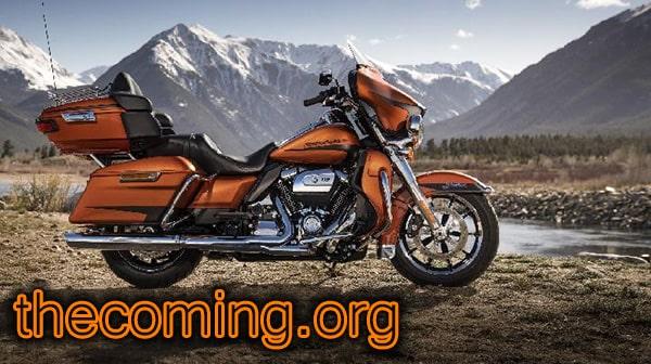 Motor Harley Davidson Terbaru Masuk ke Indonesia