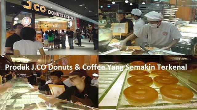 Produk J.CO Donuts & Coffee Yang Semakin Terkenal